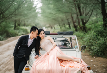 Prewedding of Edy & Eliza by Anastasia Megan Makeup Artist