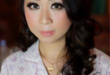 Before & After by Megan Anastasia Makeup Artist