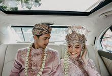 Wedding of Anbar & Adam by TeinMiere