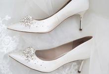 The Wedding of Handi & Nadya by Khayim Beshafa One Stop Wedding
