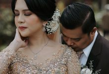 Holy Matrimony of dr. Anggun & dr. Mayer by Warna Project