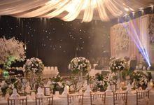 The wedding of Sandy and Yovita by EPIC ART