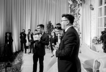 Grand Hyatt Wedding of Andhika & Meilisa by Demas Ryan & Lasting Moments Entertainment