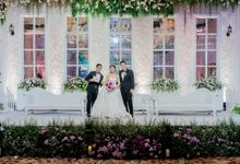Grand Wedding of Andhika & Meilisa at Grand Hyatt by Demas Ryan & Lasting Moments Entertainment