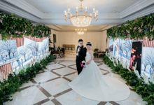 Grand Hyatt Wedding of Andhika & Meilisa by Demas Ryan & Lasting Moments Entertainment