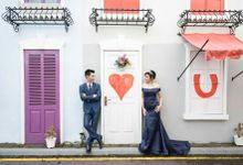 Prewedding Andre & Alina by Experia Photography