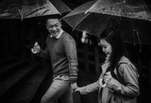 Andre & Stefanny Couple Session - Japan by Bare Odds