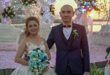Wedding Day of Andre & Maria by D'banquet Pantai Mutiara