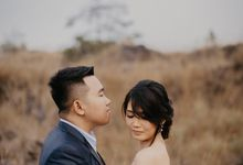 Andre & Vina Intimate Session in Bali by AKSA Creative