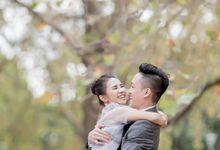 Melbourne Prewedding of Andre & Jeane by Kairos Works