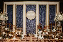 Asia Restaurant Ritz Carlton Mega Kuningan - Andre & Fanny by Matteo Wedding Organizer
