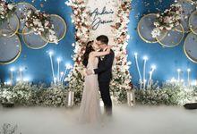 Andreas & Jesica Wedding at Maja House by PRIDE Organizer