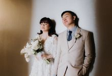 Wedding Day of Andreas & Marlene at Klub Kelapa Gading by Bare Odds