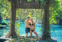 prewedding and wedding compilation by andreaslee photography