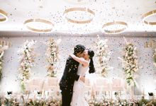 Wedding of  Andre and Stella by Holiday Inn & Suites Jakarta Gajah Mada