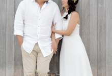 William & Dyah by Andrew.Soebroto Photography