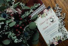 Rustic Elegant Wedding Decoration by Silverdust Decoration