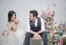 Andrew & Yunni Prewedding Studio by ANTHEIA PHOTOGRAPHY