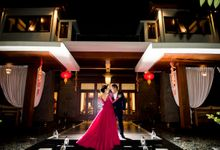 Ria & Andri - Chinese Wedding Traditions by Awarta Nusa Dua Luxury Villas & Spa Bali