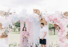 Gender Reveal - Andri & Natasha by State Photography