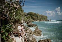 Andrian & Cendra Prewedding Bali by AKSA Creative