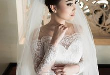 Ezar and Kristi Wedding Bali by Capotrait Photography