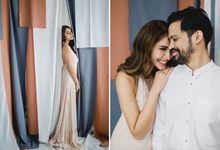 Relationship Goals - The Pre-wedding of Andy and Acha by Aha by Axioo