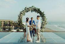 Andy & Suki Wedding by Alila Seminyak