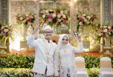Niya & Pandu - Wedding On The Day Coordinator by Kembang Peningset