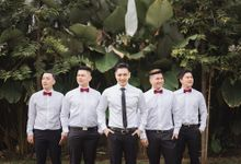 The Wedding of Indra & Nikki by TurquoiSe Organizer