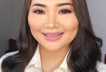 Makeup  by Angelica de guzman makeup
