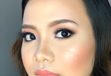 Krizia by Angelica de guzman makeup