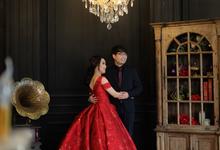 David & Selviana Prewedding by Angelina Monica