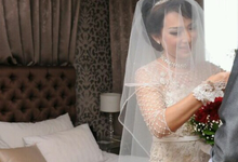Wedding Gown for April by Angelina Monica