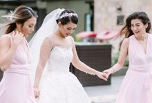 The Wedding Of Michael And Jessica by Convertibledress