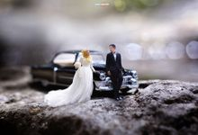 Prewedding, Concept Photo Miniatur & Levitasi by VANES PHOTOGRAPHY