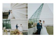 ANGGA & LYTA by WIKA BALI WEDDING & BRIDAL