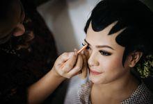 Anggi & Angga Javanese Wedding by AKSA Creative
