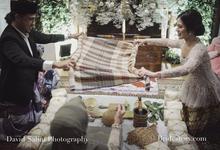 Raisa & Hamish Acara Adat by Anggi Asmara