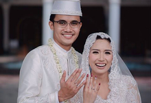 Icha & Rio Wedding  by Anggi Asmara