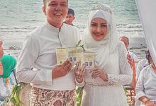 Advan & Beby akad nikah by Anggi Asmara