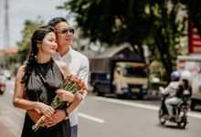 Prewedding of  Guo Zhen &  Xiaopan by Infinity Bali Photography