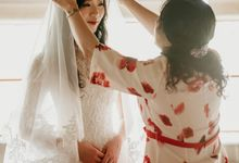 The wedding of  Yejie & Yilin by Infinity Bali Photography