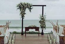 Anies & Clare Wedding by Alila Seminyak