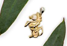 Animal Pendant by CLARTE Jewellery