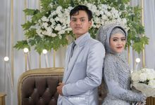 Wedding Moment Anisa & Adi by Nomad.std