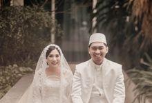 Anita & Fiqrie Wedding at Swissbel Kemayoran Jakarta by AKSA Creative
