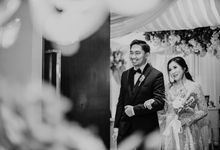 Anita & Fiqrie Wedding at Swissbel Kemayoran Jakarta by AKSA Creative