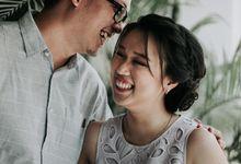 Anita & Yoki Engagement Day by Moss and Fern Studios