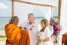 Blessing on Koh Phangan by Beach Weddings Koh Phangan